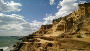 Blackrockbeach (kein Plan warum der Strand so heißt, trotzdem wunderschön)